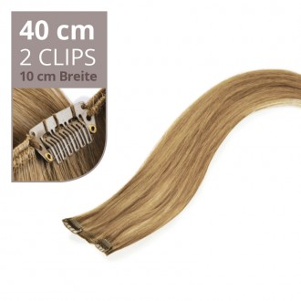 Clip in Extensions 40cm mit 2 Clips (10cm)