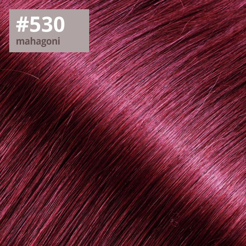 Farbe 530 mahagoni hell