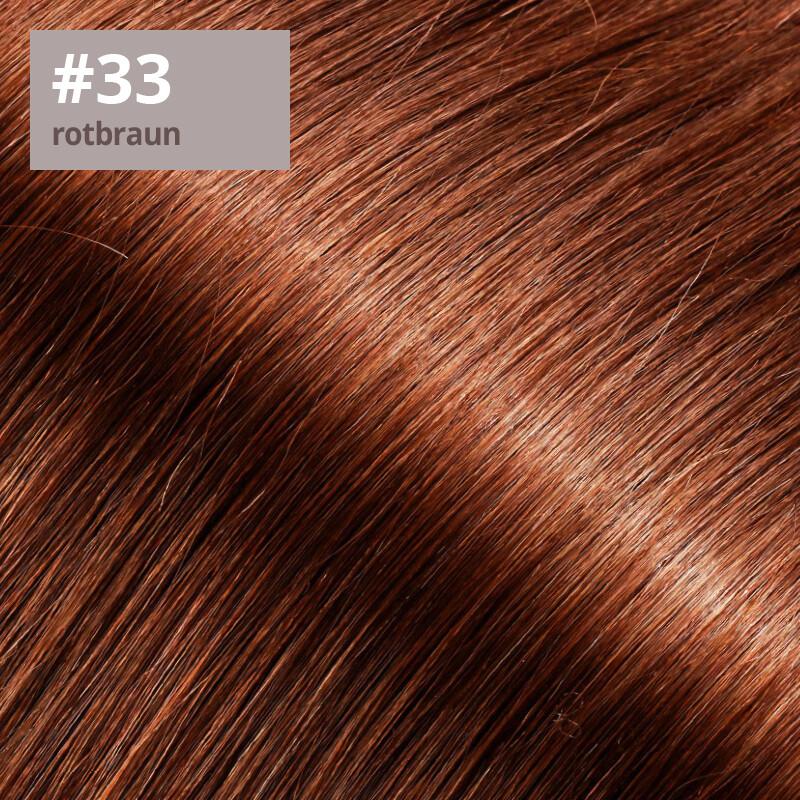 Farbe #33 rotbraun