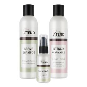 Spar-Set Xtend-your-Hair Pflegeserie - Shampoo - Intensiv...