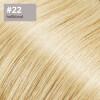 TapeOn Extensions 45cm Länge SkinWeft -glatt- #22 hellblond