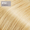 TapeOn Extensions 55cm Länge SkinWeft -glatt- #12 honigblond