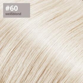 Tape On Extensions 35cm Länge SkinWeft -glatt- #60 weissblond