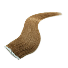 Tape On Extensions 35cm Länge SkinWeft -glatt- #9...