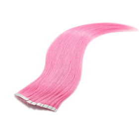 TapeOn Extensions 55cm Länge SkinWeft -glatt- #light pink