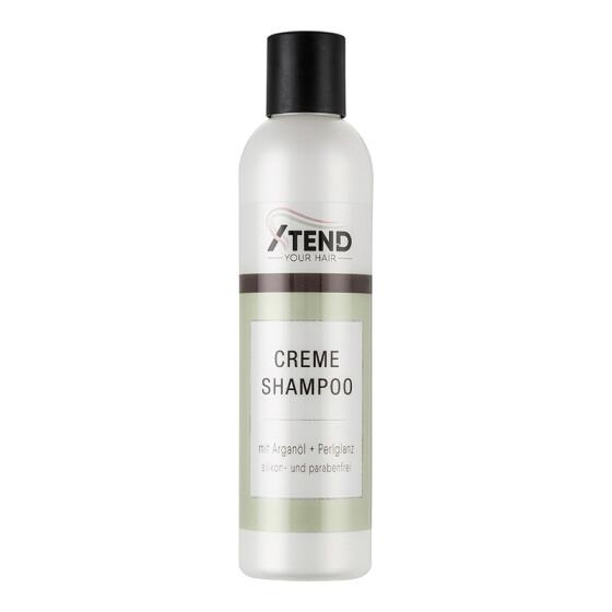 Xtend-your-Hair Creme-Shampoo mit Arganöl + Perlglanz