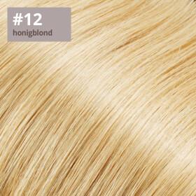 Bonding Extensions - 40cm Länge - U-Tip 25 Stck. - 1g #12 honigblond