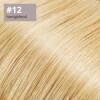 Flip Extensions 110g 40cm Länge glatt #12 honigblond