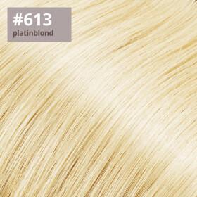 Flip Extensions 110g 40cm Länge glatt #613 platinblond