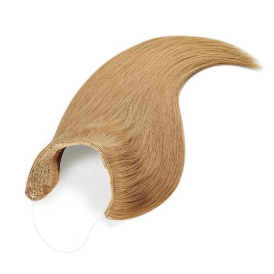 Flip Extensions 150g 50cm Länge glatt #8 nussbraun