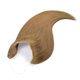 Flip Extensions 150g 50cm Länge glatt #9 haselnussbraun