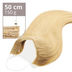 Flip Extensions 150g 50cm Länge glatt #12 honigblond