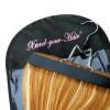 Tasche Aufbewahrung für Clip in oder Flip in Extensions Haarteile Haarverlängerung