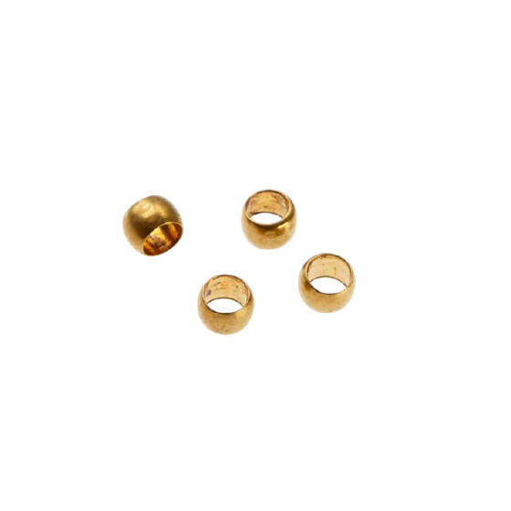 4 Stck. Ersatz Ringe zum verstellen / einstellen des Gummi oder Nylonfadens für Flip Extensions