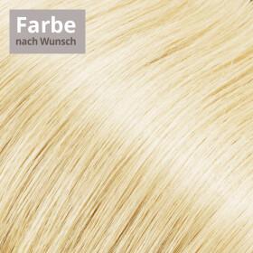 Tressenstück - Wunschbreite - 50cm Länge glatt vierfach dicht vernäht