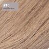 TapeOn Extensions 55cm Länge SkinWeft -glatt- #10 aschbraun