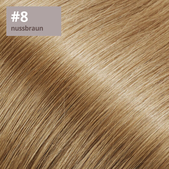 Farbe #8 nussbraun