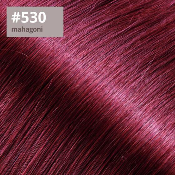 Farbe #530 mahagoni hell
