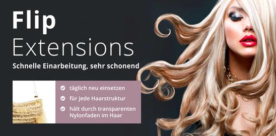 Xtend Your Hairde Extensions Und Haarverlängerungen